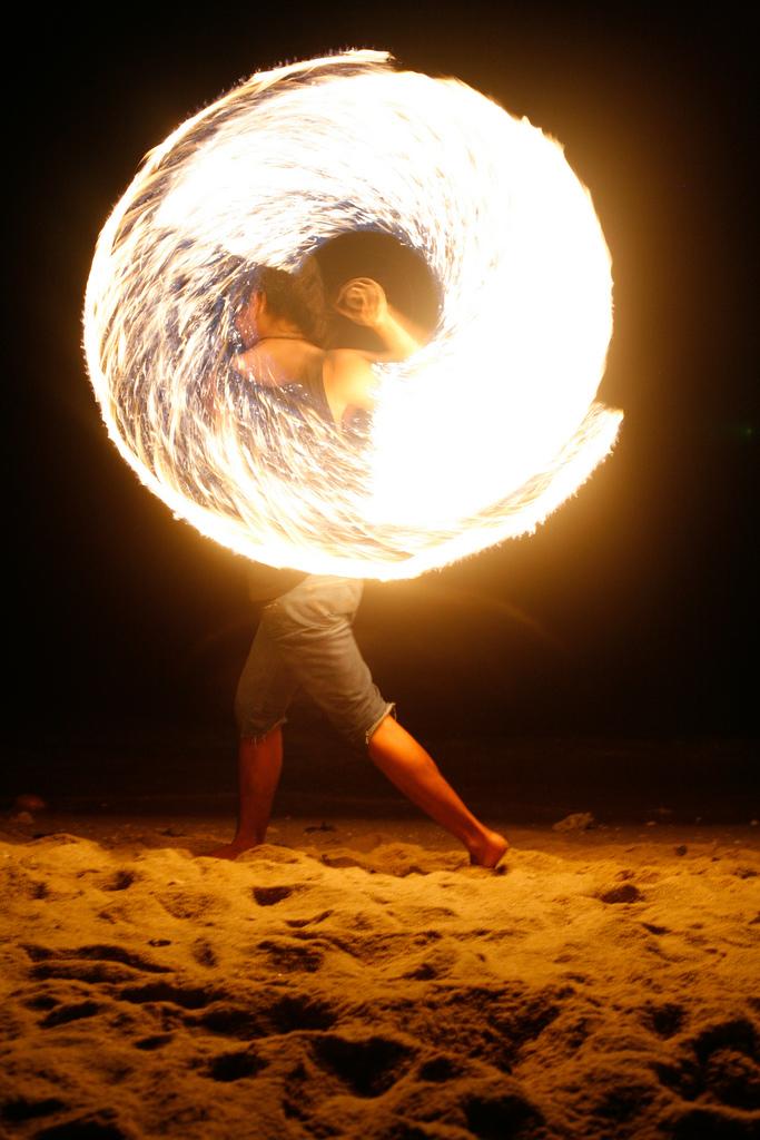 Fire by Kris Krug