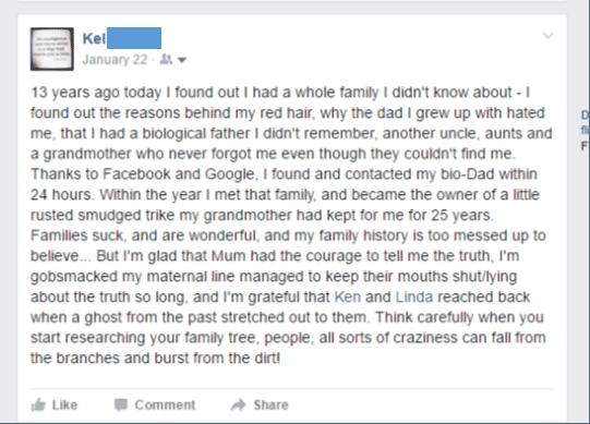 FB 22nd Jan post