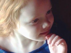 Magdalena - age 4