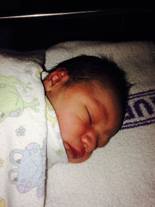 Newborn Joseph