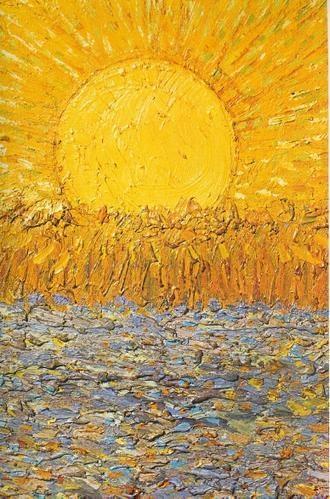 Le Soleil, Van Gogh