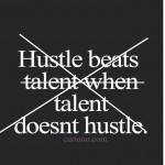 hustle beats talent